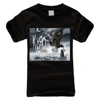 Korn Coming Undone Vintage T-shirt Men O-neck Tshirt New Without tag Plus size S/M/L/XL/XXL