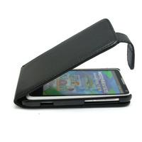 Leather Case Pouch + Screen Film For Motorola Razr I XT890 a