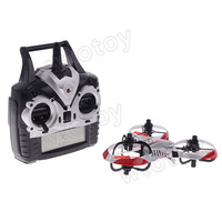 3220 UFO 2.4G 4CH 3-Axis Remote RC Heli Helicopter Aircraft with light and Gyro RTF  Red 20520