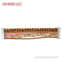 Free Shipping Retail/Wholesale 2013 new design Brazilian Style Colorful Magnetic Hipanema Bracelet 5pcs/lot,wz980101