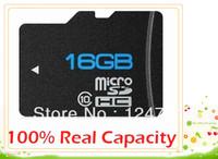 Free Shipping 32 gb micro sd card Class 10 Real 32GB Micro SD HC TF Card Memory Card