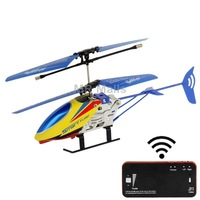 On Sale!! 2 CH Infrared Remote Control R/C Helicopter with Light, Size: 180 x 25 x 95mm
