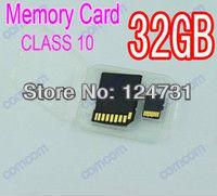wholesale 2GB 4GB 8GB 16GB 32 GB Class 4 32gb micro sd card Transflash TF Card Free shipping