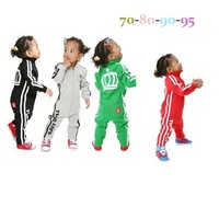 Male female child style long-sleeve bodysuit romper loop pile p32