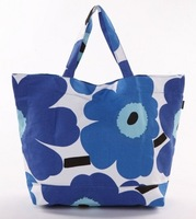 Marimekko shopping canvas bag