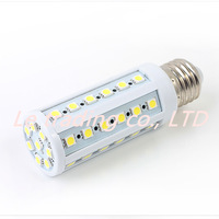 Smart 7W SMD E27 44pcs LEDs 700LM AC85-265V White/Cold/ Warm White LED Corn Light LED Bulb Light Downlights