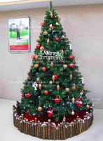 240cm luxury decoration christmas tree 2.4 meters Christmas