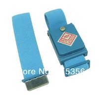 free shipping 2sets/lot Anti Static Wrist Strap Band Computer Repair Prevention Electrostatic Discharge
