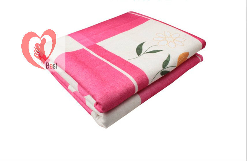 107SHOP 2013 Christmas gifts 220V winter Electric safe blanket Heating Pad Super pad Warmsafe heated blanket 150*70cm(China (Mainland))