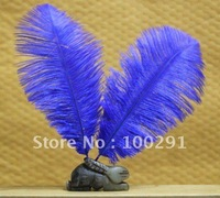 free shipping !!!hot on sale###  ostrich feathers blue & quantity optional 20-25cm/100piece!!!