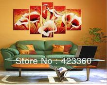 wholesale red artwork