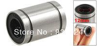 21mm x 12mm x 30mm LM12UU Silver Tone Linear Motion Ball Bearings