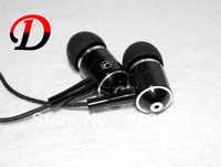Free shipping 10pcs zipper style earphone for iphone earphone with Mic For mobile phone/mp3/mp4 ZHX-01