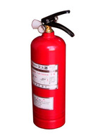 2kg dry powder fire extinguisher abc portable small car fire extinguisher auto supplies