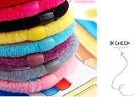 Fashion Colorful High Elasticity Headband/HairBands Headwear for women 100Pcs/lot Wholesale
