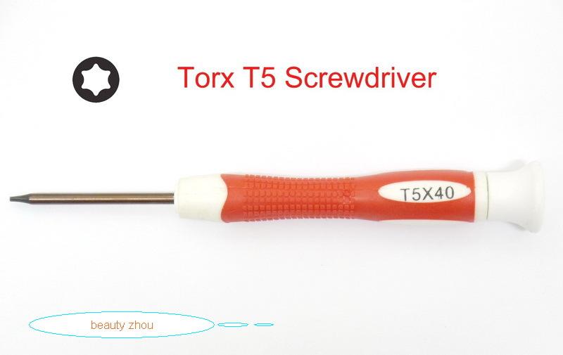 "New Torx T5 Hexagon Screwdriver for Macbook Air 13"" A1369 A1466(China (Mainland))"
