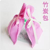 Bamboo charcoal odor bag air purification bag interior wardrobe package
