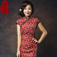 Costumes tang suit 2013 cheongsam women's embroidery design short cheongsam vintage women's cheongsam dress