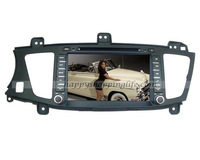 Android Kia Cadenza Car DVD Player GPS Navigation 3G Wifi Bluetooth Touch Screen USB SD support Virtual N Disc 1080P HD