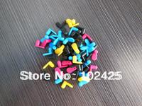120Pcs Continuous Ink Supply System Color Rubber Flug ,Cartridge Flug for DIY CISS kits ,CMYK 30set - Free Shipping