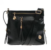 Genuine leather women's handbag messenger bag women's one shoulder cross body bag small fashion cowhide women's handbag