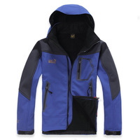 2013 new winter Soft shell hot Men's Windstopper denali Apex Bionic Jacket softshell camping hiking jackets high quality Park