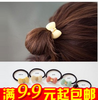 E6032 queer accessories small rabbit bow headband hair rope hair accessory