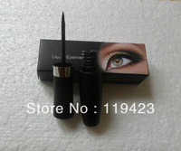 free shipping! new Top quality brand cosmetics makeup liquid eyeliner BLACK (10pcs/lot)