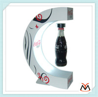 Promotional Innovative Maglev Levitation acrylic advertising Display for Glasses