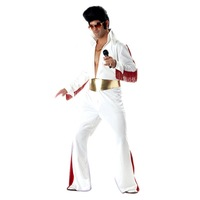 Free shipping Cos clothes halloween party clothes adult elvis clothes