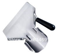 Stainless Steel bags single portions.fried food shovel  Chips Snack and Food Scoop Chip Bagger Scoops
