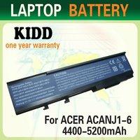 Genuine Laptop Battery For Acer Aspire 2920 Series TravelMate 6292 Series Extensa 3100