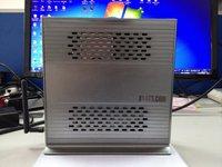 1037U Dual-core 1.8 GHz 8G SSD 4G DDR3 HD mini desktop computer all intelligent 1080 HDMI video player