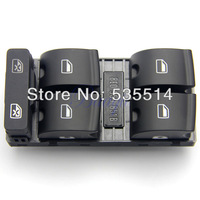 Master Electric Power Window Switch Fit For Audi A4 B6 02-05 8ED 959 851