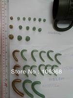 natural gemstone  cups eatpot  five six seven star hotel Tableware and Galley Utensils green adventurine