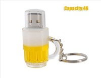 Beer Cup Shaped 4GB Flash Drive