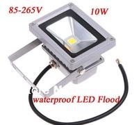 120pcs/lot Outdoor Waterproof LED Flood Light 10W Warm White/Cool White Outdoor Lighting U34