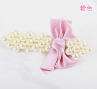 Side-knotted clip bangs clip hair accessory hair accessory bow hairpin