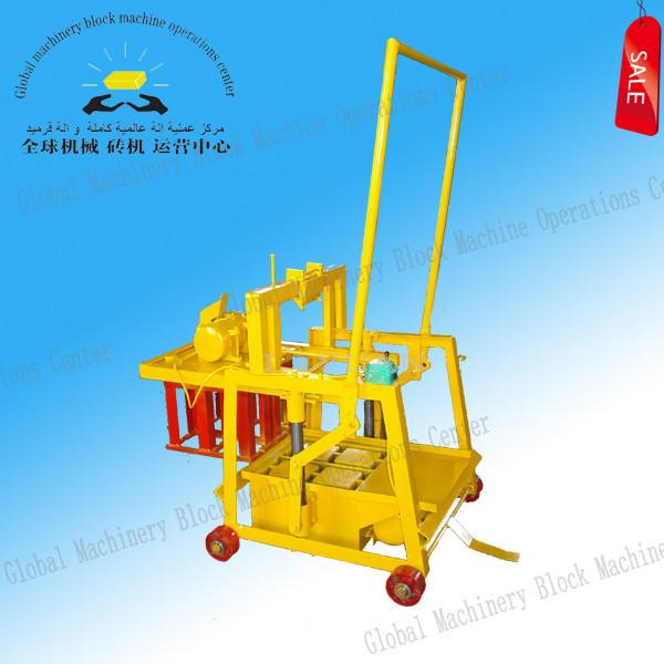 Hot sell 2-45 small moving block machine()