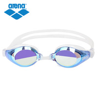 Arena ariana casual waterproof anti-fog goggles anti-uv 310 coating