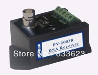 1-Ch Active Video Receiver(PV-2003R-DSA)  BNC UTP Video Balun Connector Adapter BNC Plug For CCTV System