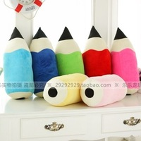 Colored pencil pillow Large plush toy cloth doll bolster cushion birthday gift girls