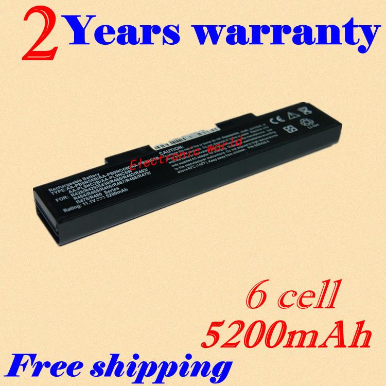 Аккумулятор ноутбука AA-PB2NC3B AA-PB2NC3W AA-PB2NC6 AA-PB2NC6B AA-PB2NC6B/E AA-PB2NC6W AA-PB4NC6B с AA-PB4NC6W Для Samsung 4401 e aa heba