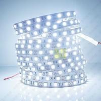5m 300 LED 5050 12V flexible light 60 led/m,LED strip, white/blue/green/red/yellow DHL FREE SHIPPING
