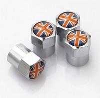the UK British flag YX-016 valve cap
