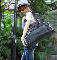 Canvas bag women's handbag messenger bag travel bag 2021