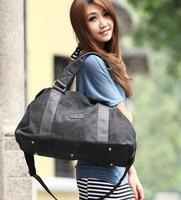 Hot women's handbag large capacity travel bag fashion canvas bag 8076
