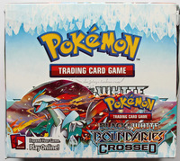 Pokemon cards new arrival black-and-white boundaries crossed