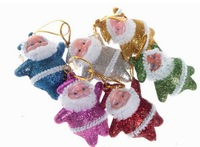 2013 New Christmas Present Six Pieces Sequins Design Lovely Dwarfs SD12110106