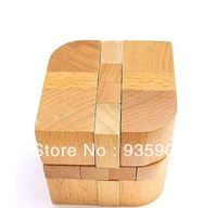 Freeshipping!High quality Chinese classic wooden toys games, adult &child intelligence toys